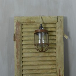 Vintage 'looplamp''